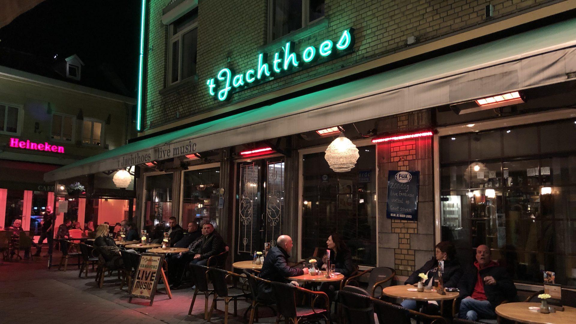 Café 't Jachthoes